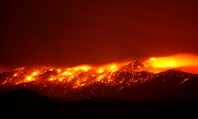 Nevada Wildfires
